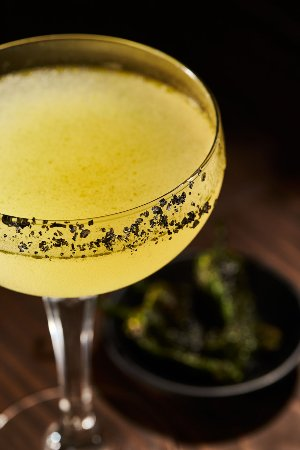 PEPPERY MARGARITAS