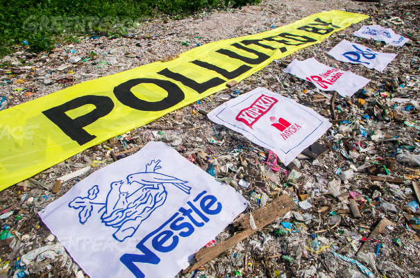 Plastic Waste and Pollution