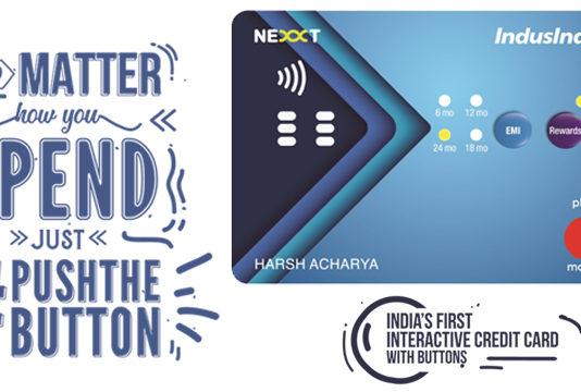 IndusInd Bank Nexxt Credit Card