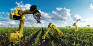 Robots Farming