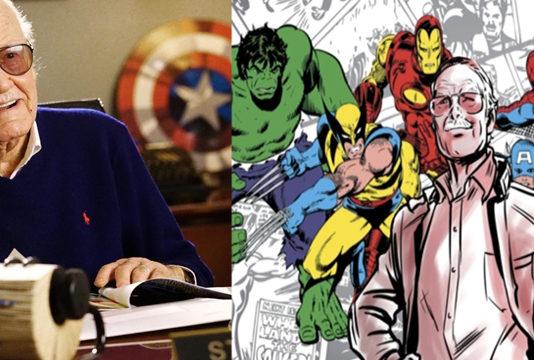 Stan Lee of Marvel Comics Passed Away