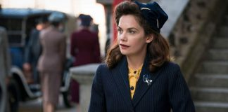 Ruth Wilson's Drama Mrs.Wilson on BBC TV