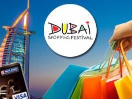 Shop With HDFC ForexPlus Card at Dubai Shopping Festival