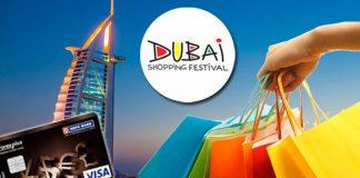 Shop With HDFC ForexPlus Card at Dubai Shopping Festival