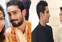 Prateik Babbar Marries