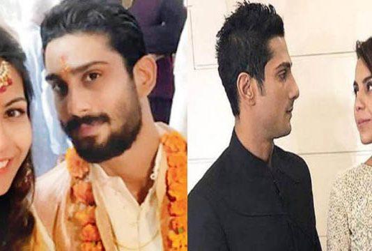 Prateik Babbar Marries