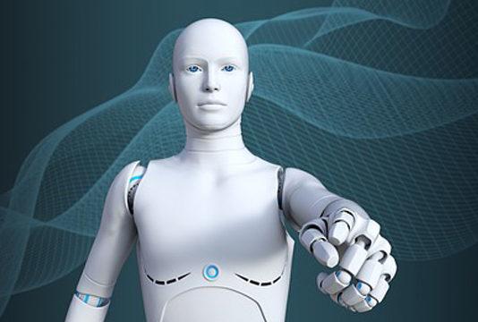 High-tech Robot