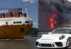 Italian Container Ship Sank in Atlantic Ocean with 2000 Cars