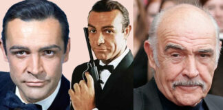 The First James Bond Sean Connery