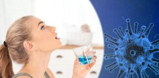 Oral Rinsing may Inactivate Human Coronavirus