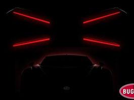 Bugatti's Social Media Teaser Hints at New Model