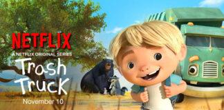 'Trash Truck' CG Animated Preschool Series