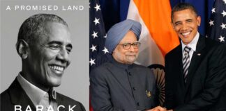 Barack Obama and Dr. Manmohan Singh