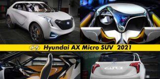 Hyundai AXI Micro SUV