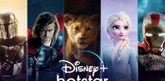 Disney+ & Hotstar
