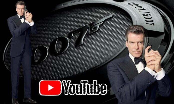 YouTube - James Bond Movies