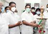 Tamilnadu Chief Minister Inaugurates Amma Covid-19 Clinics