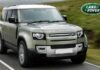 Land Rover Defender P400e