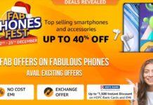 Amazon's Fab Phone Fest Sale