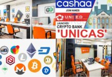 Crypto Bank UNICAS