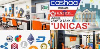 Crypto Bank UNICAS