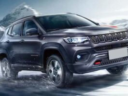 Jeep Compass Facelift 2021