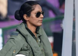 Flight Lieutenant Bhawana Kanth, Republic Day 2021