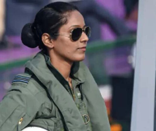 Flight Lieutenant Bhawana Kanth, Republic Day 2021