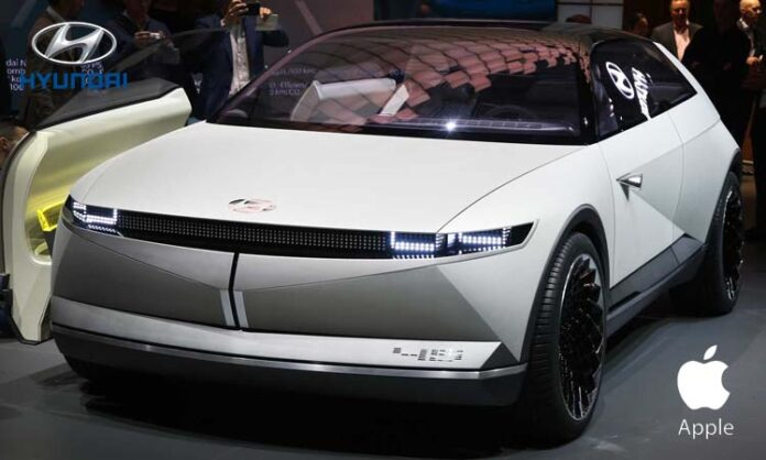 Hyundai's 45 EV concept