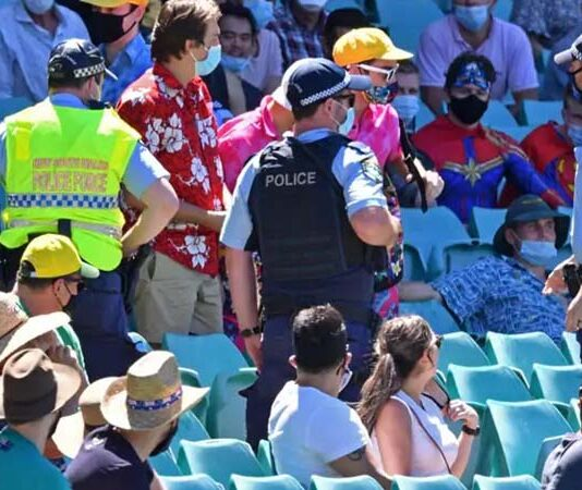 Cricket Australia Apologizes to Indian Team for Racial Abuse by the Crowd