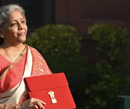 Finance Minister Nirmala Sitharaman, Union Budget 2021-2022