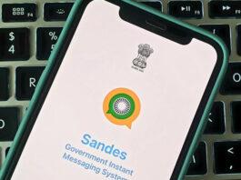 Sandes App