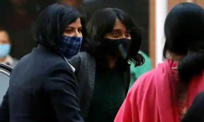 Climate Activist Disha Ravi Sent to Jail