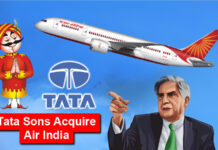 Tata Sons Wins the Bid to Acquire Air India